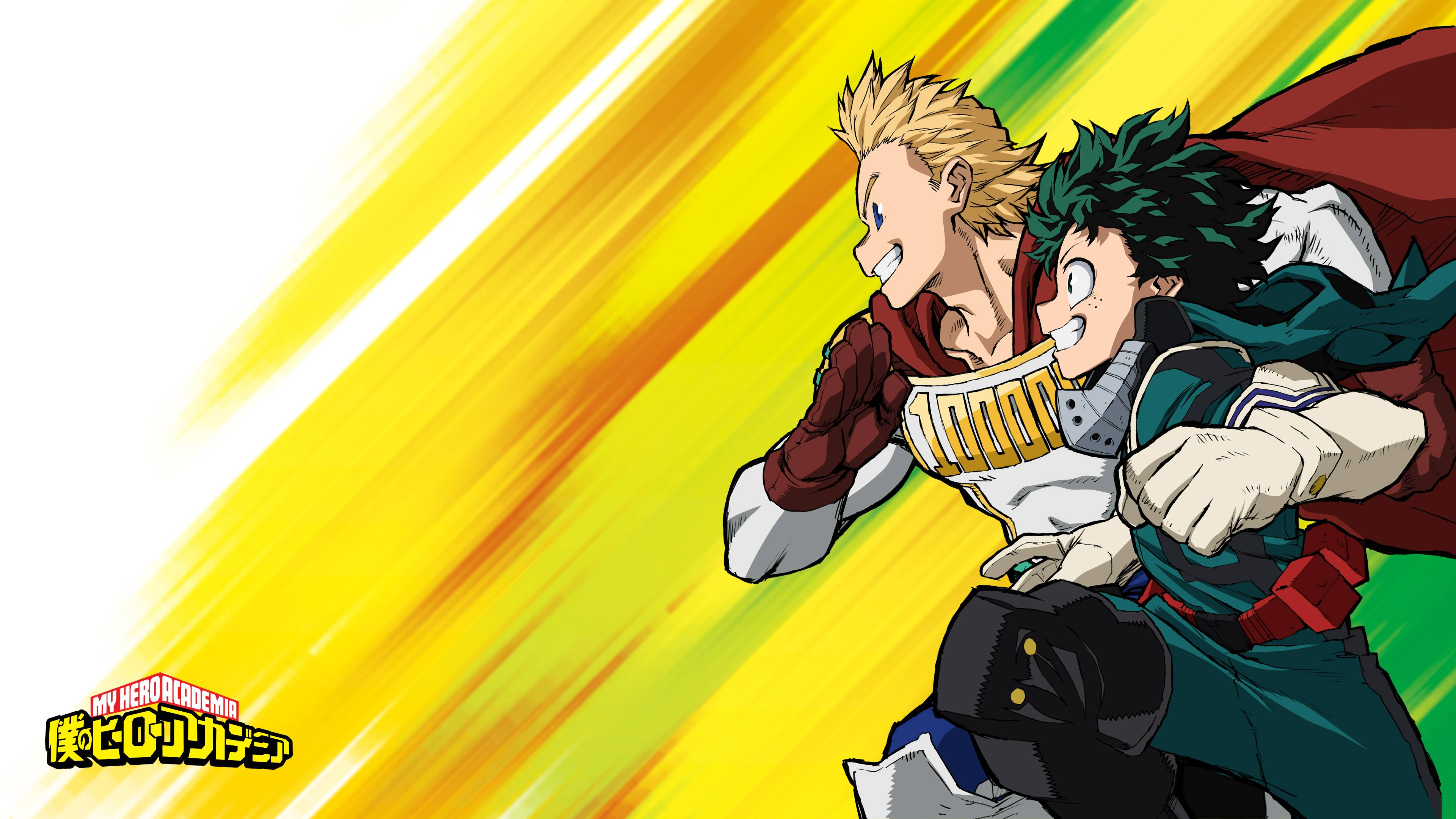My Hero Academia Season 4 Wallpapers   Top My Hero Academia 3840x2160