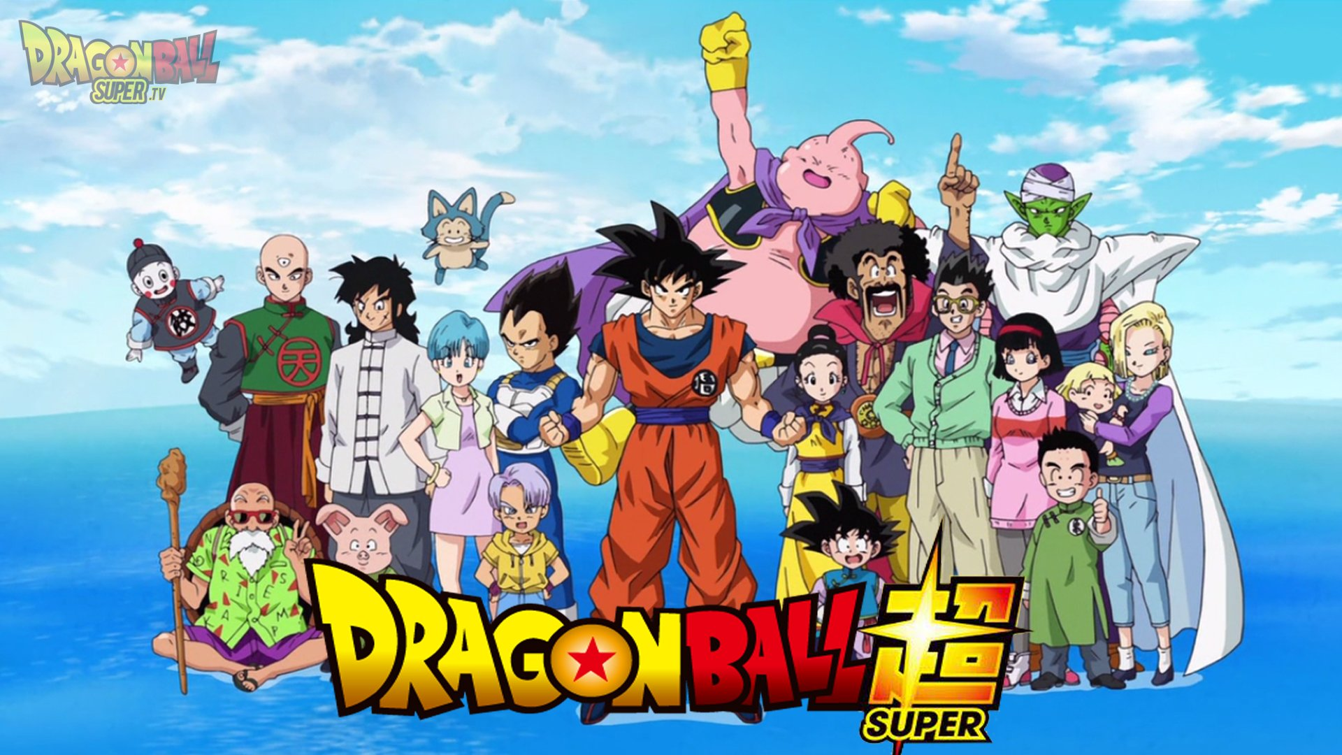Dragon Ball Super Wallpaper HD Picture tag Dragonball Super 1920x1080