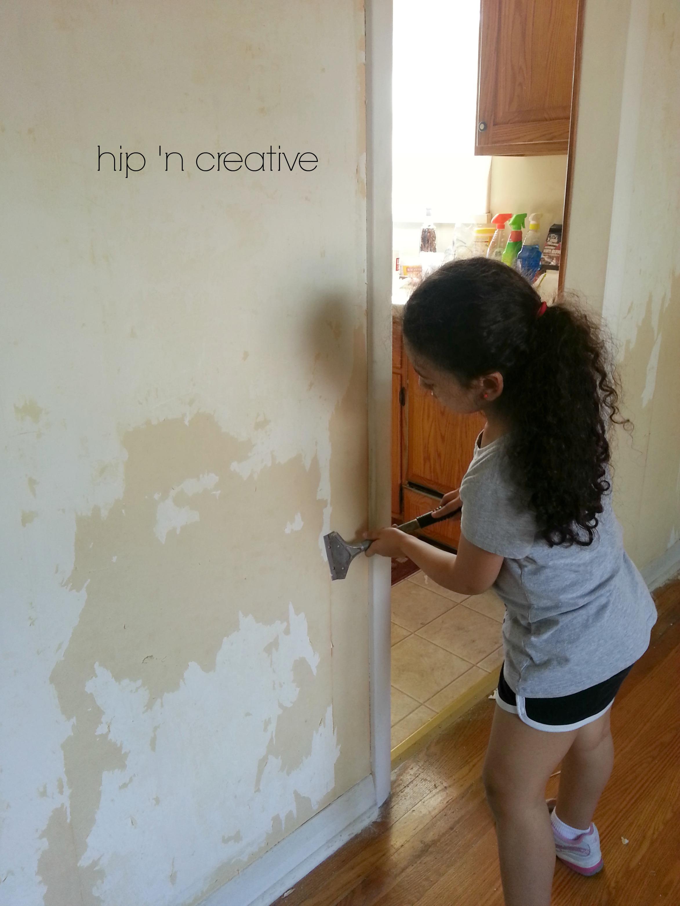 wallpaper removal Hip N Creative 2346x3128