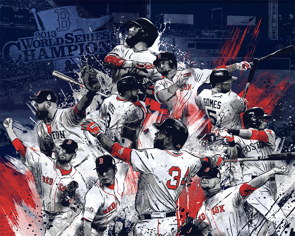 World series wallpaper wallpapersafari - Red sox iphone background ...