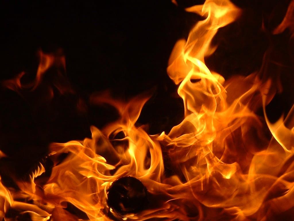 Flame Wallpapers - WallpaperSafari