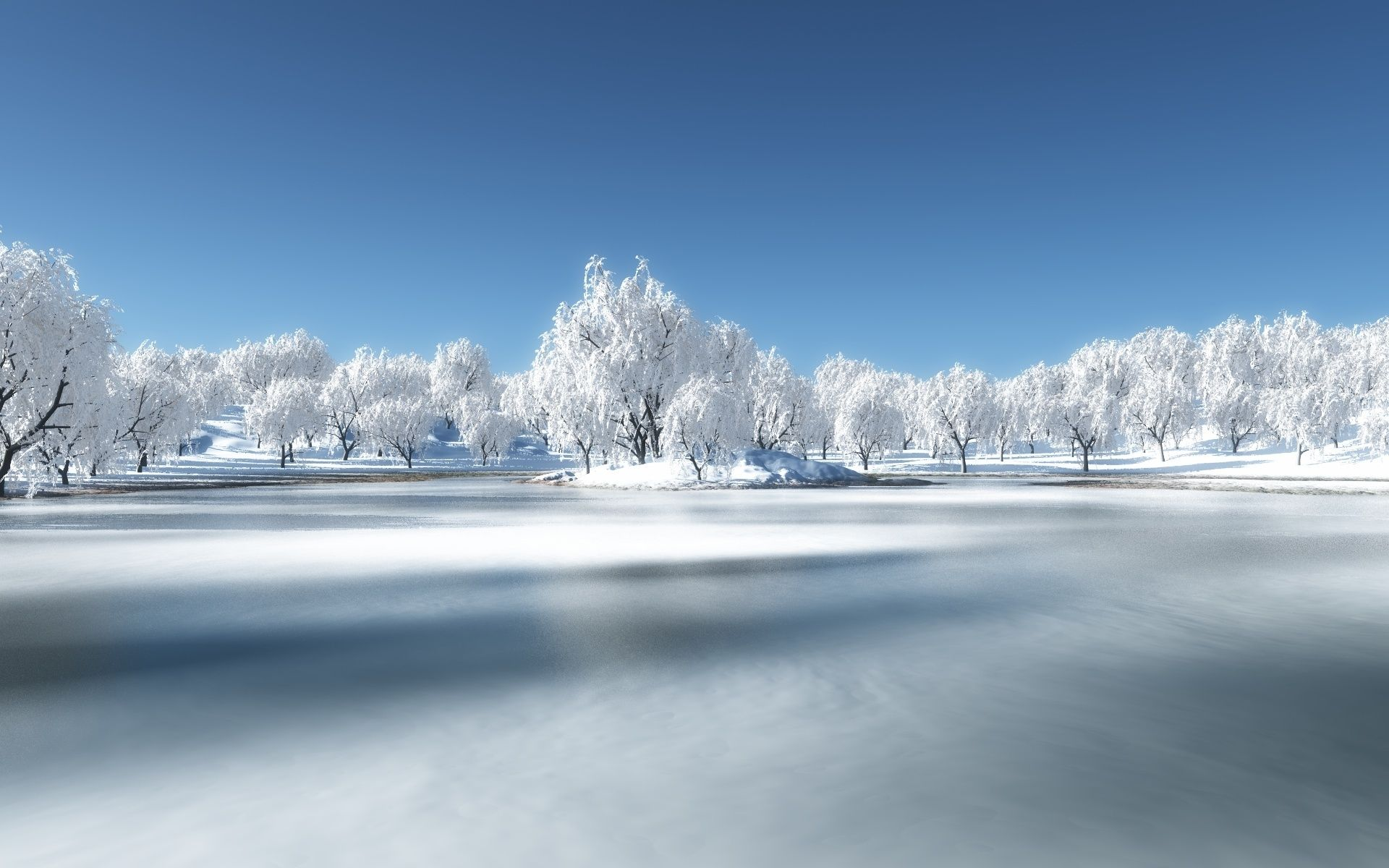 Winter Landscape Wallpapers wallpapers 2020 Beautiful nature 1920x1200