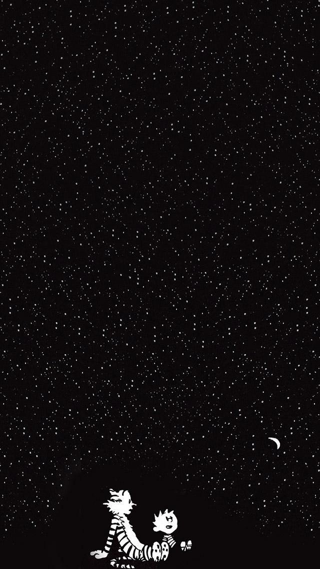 обои звездное небо на айфон 6 № 25907 бесплатно