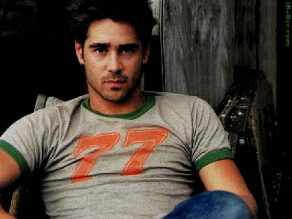 Colin Farrell Wallpapers 1024x768