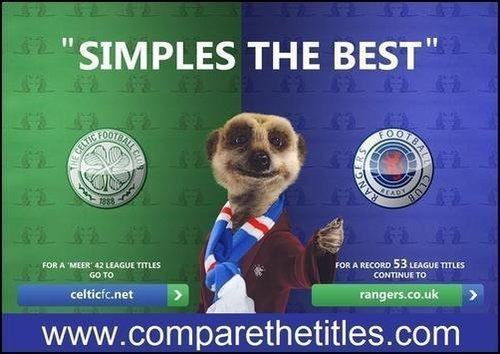 Rangers Fc Cartoon 500x354