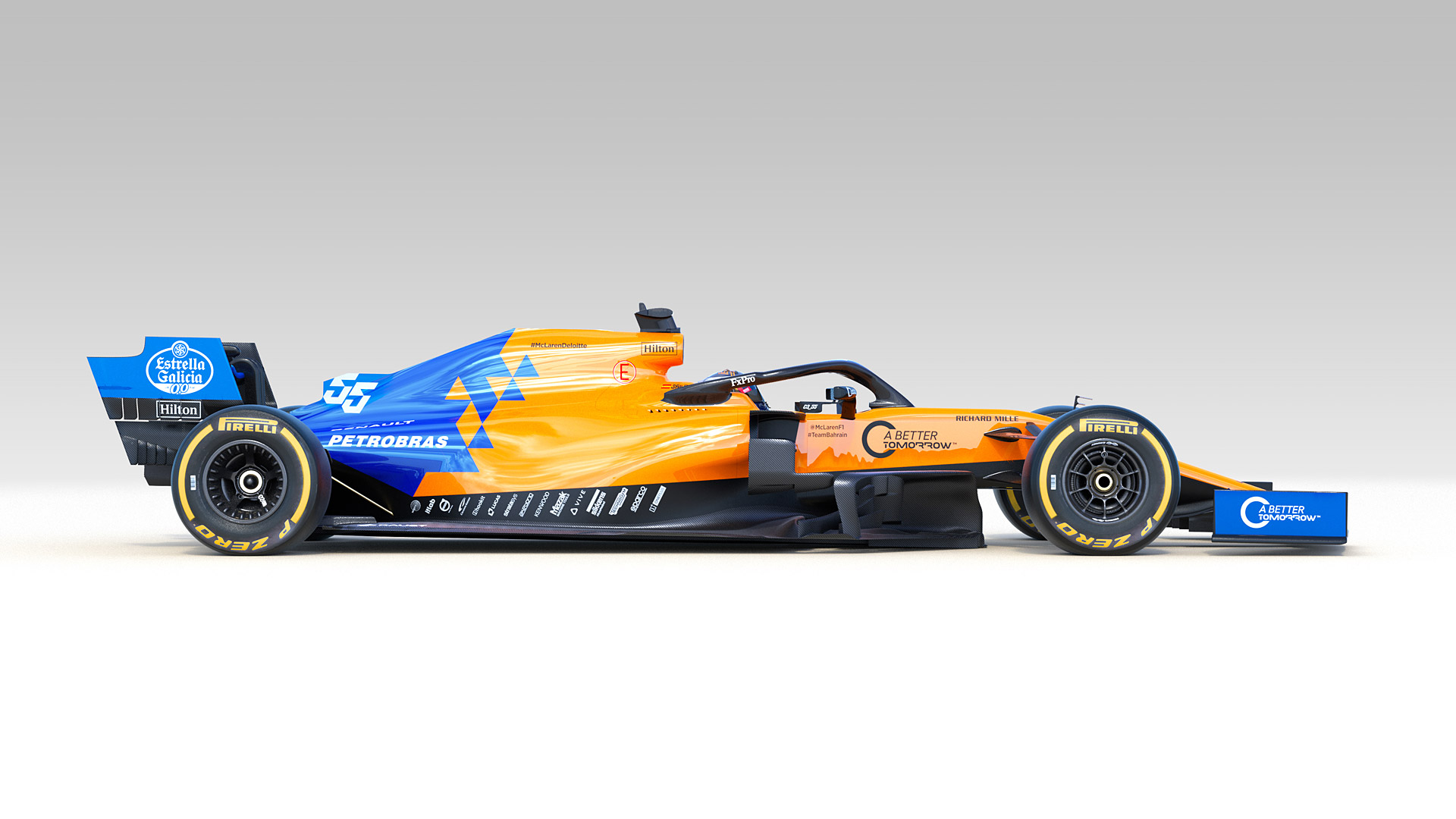 2019 McLaren MCL34 Wallpapers HD Images   WSupercars 1920x1080