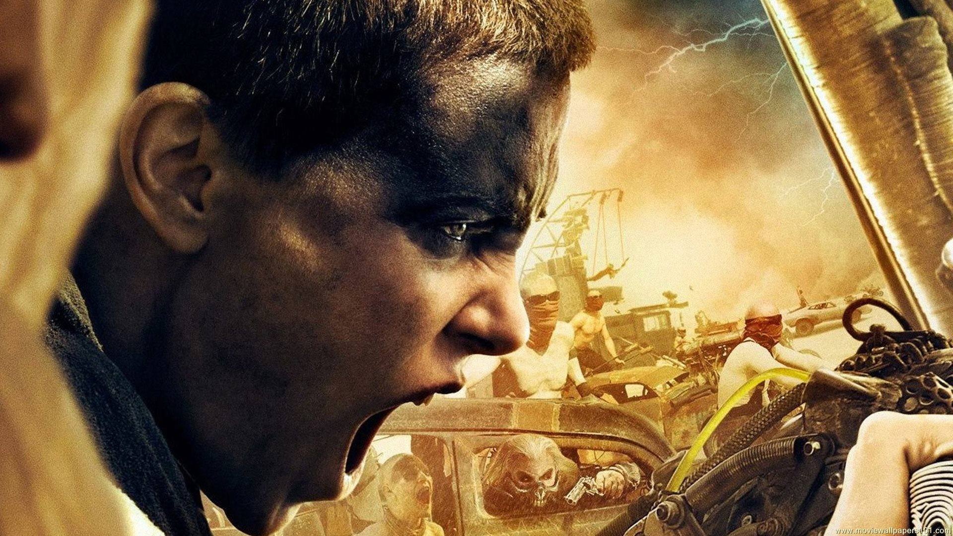 Mad Max Fury Road 2015 Movie Wide HD Wallpaper Search more high 1920x1080