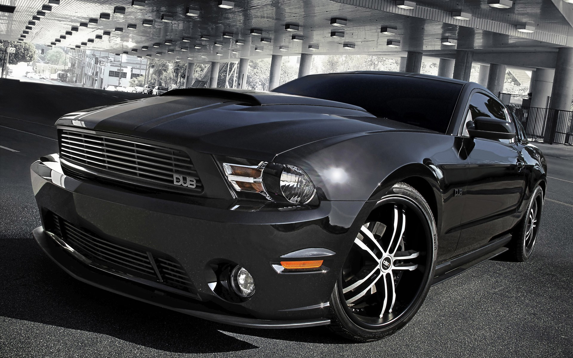 Ford Mustang DUB Edition Exclusive HD Wallpapers 5315 1920x1200