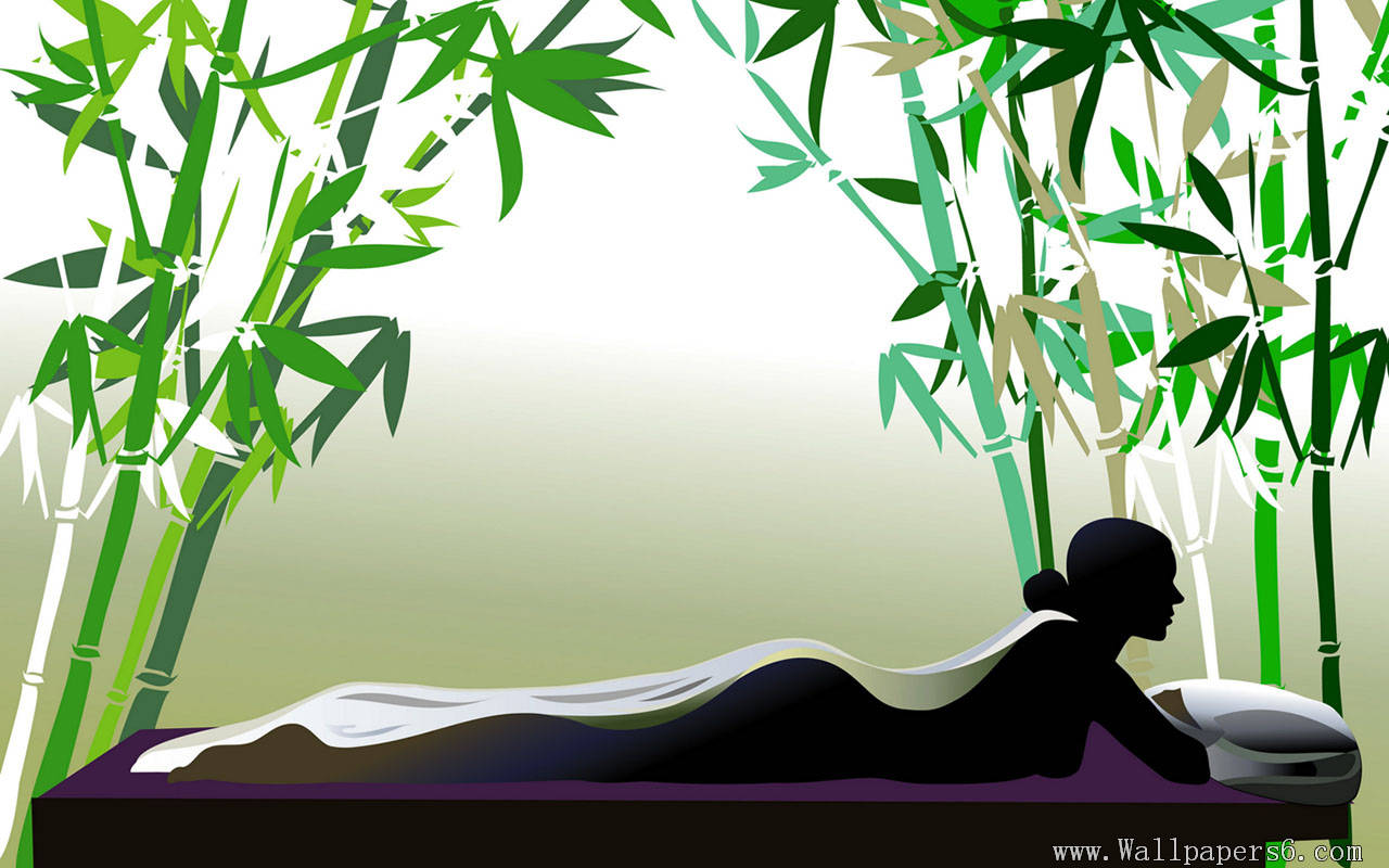 Free spa wallpaper wallpapersafari Salon wallpaper
