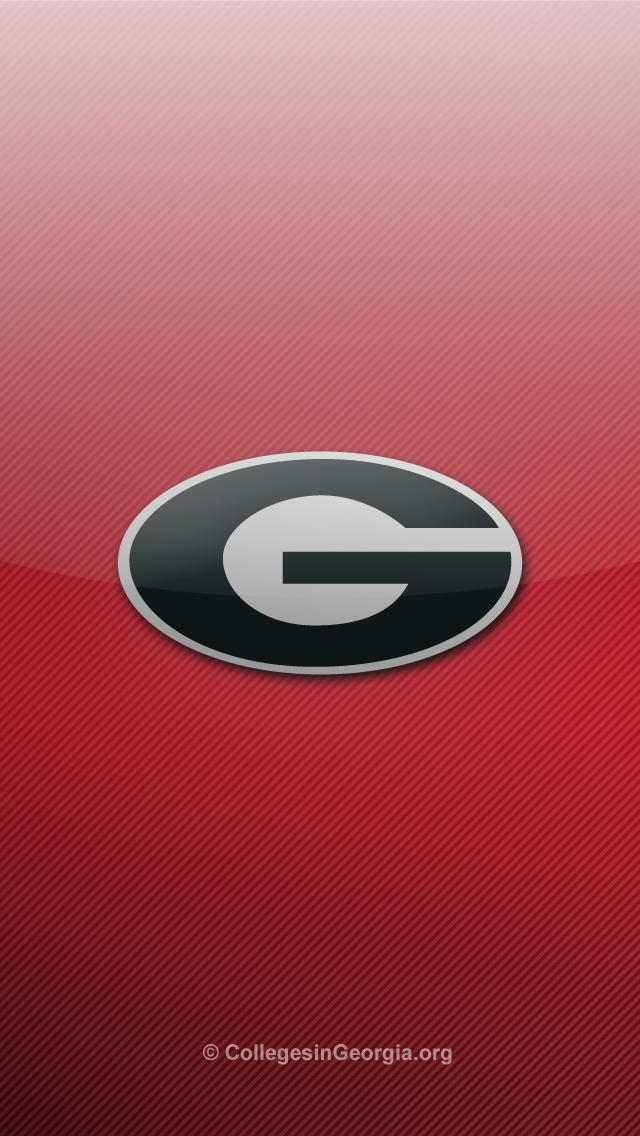 georgia bulldogs iphone 5 wallpaper 3png 640x1136
