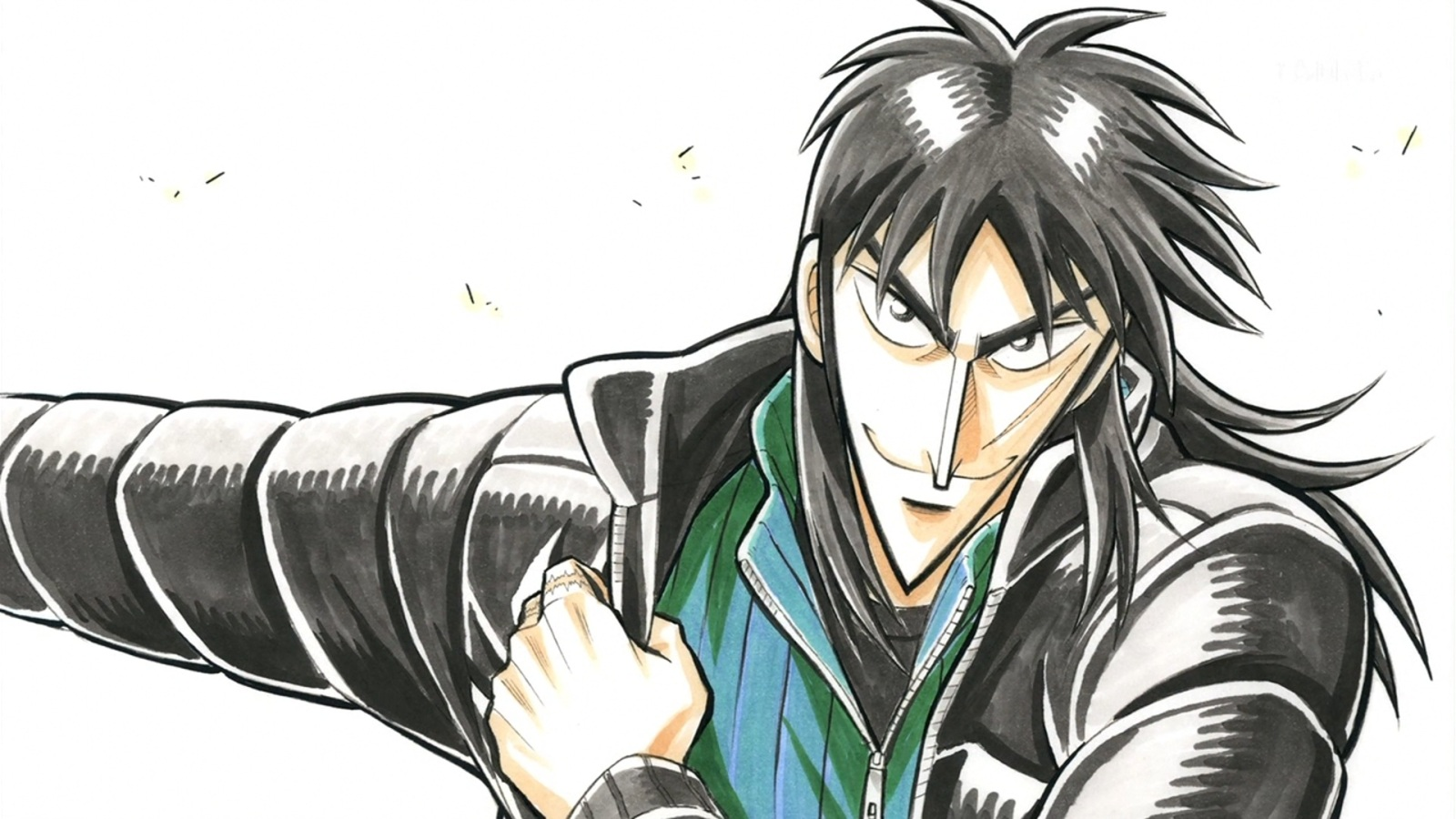 Kaiji Wallpaper 1600x900 ID57339   WallpaperVortexcom 1600x900