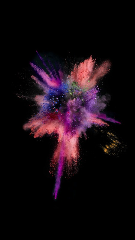 of Apples new iPhone 6s wallpapers including motion backgrounds 450x800