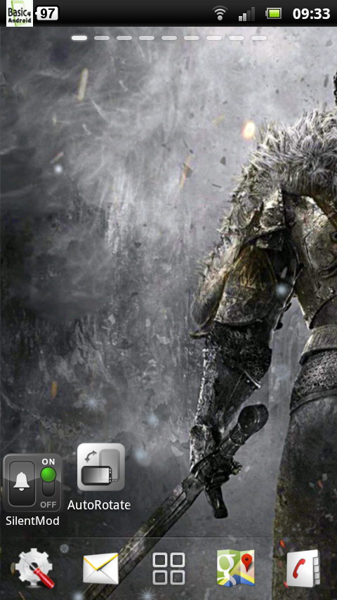 Download Dark Souls Live Wallpaper 1 for your Android phone 480x854