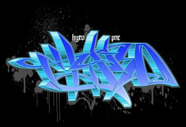 10 Graffiti Wallpaper Graffiti Alphabet Letters 602x410