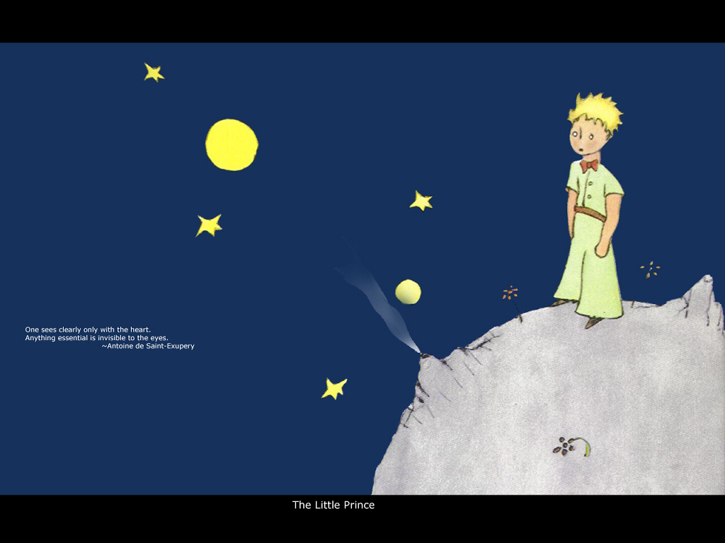 The Little Prince: The Little Prince Wallpaper