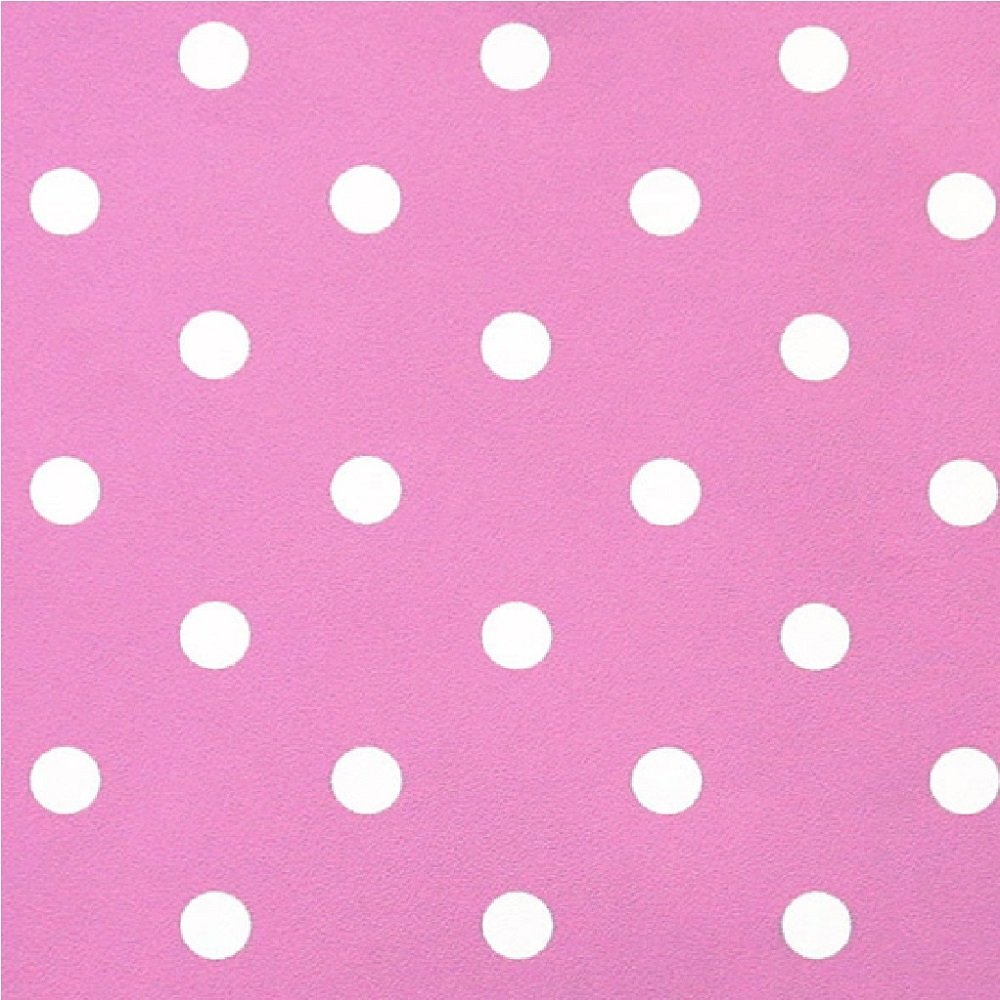 Pink and White Polka Dot Background   Mobile Animated Wallpaper 1000x1000