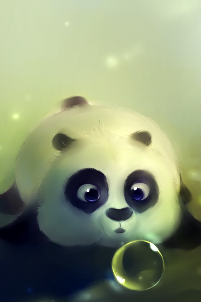 3D Kung Fu Panda iPhone Wallpapers iPhone 5s4s3G Wallpapers 640x960