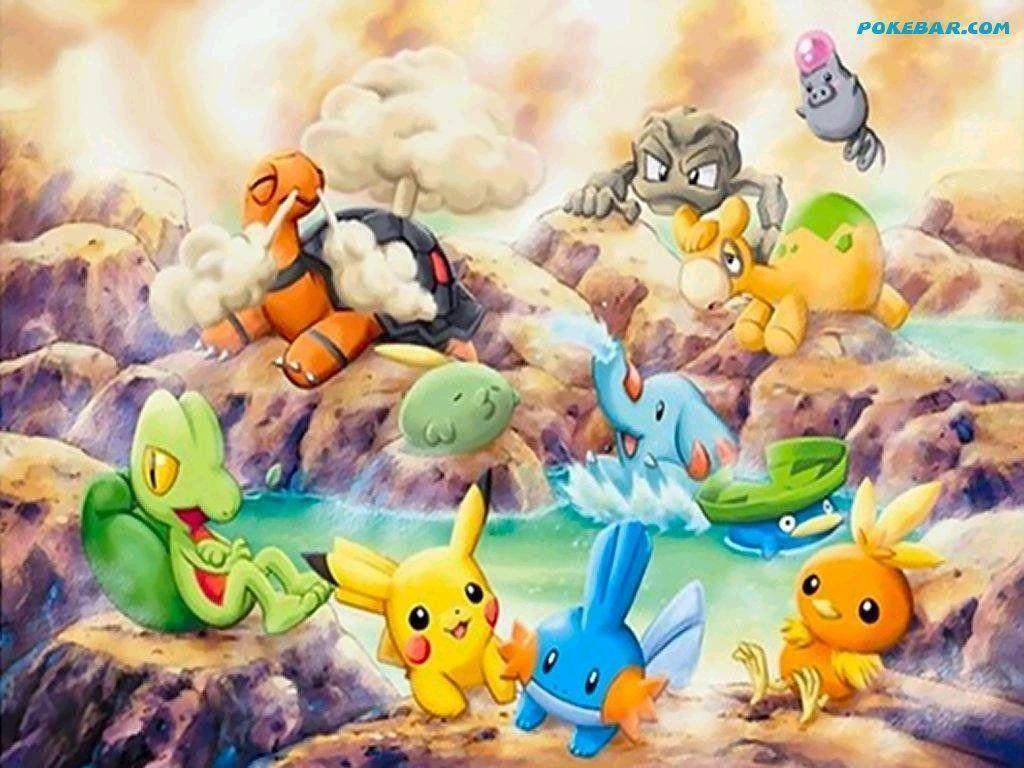 Free Pokemon Wallpapers - Wallpaper Cave