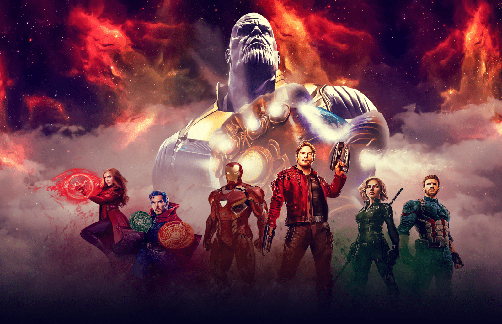 Avengers Infinity War HD Wallpapers 7wallpapersnet 1600x1034