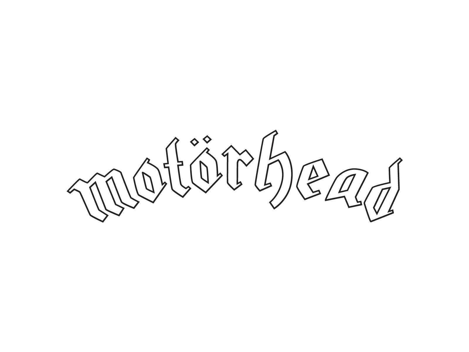 Motorhead Motorhead logo wallpaper 1600x1200