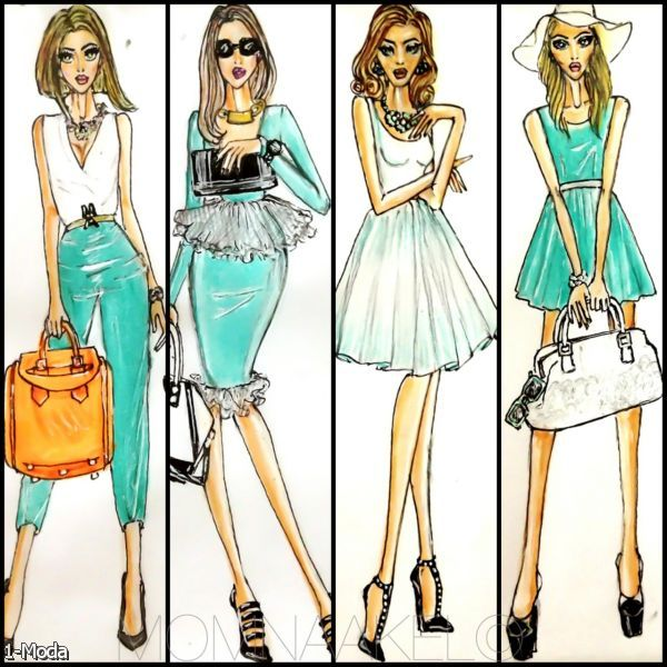 Fashion Designers Sketches 2015 2016 Fashion Trends 2015 2016 600x600