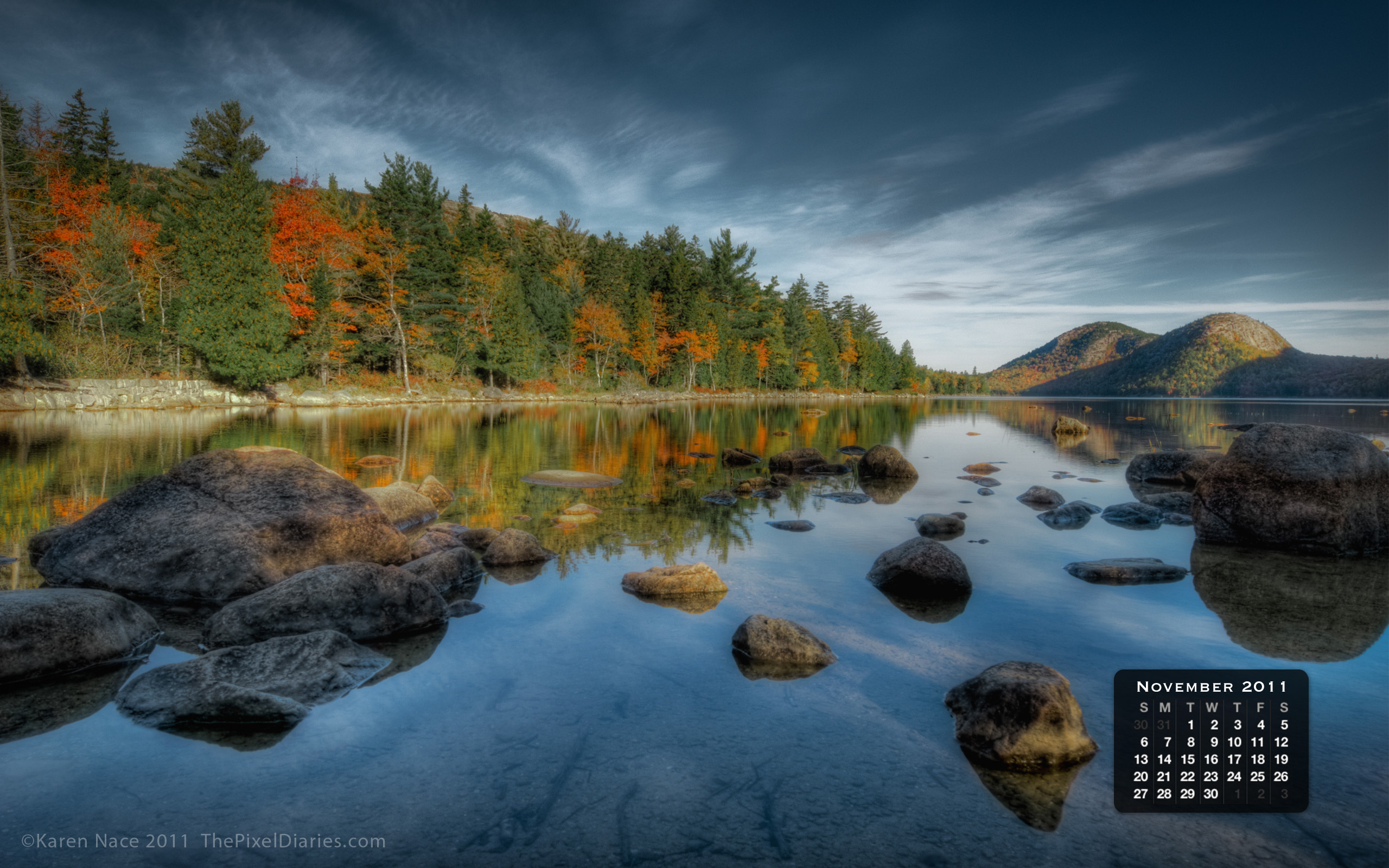 Acadia National Park Wallpaper