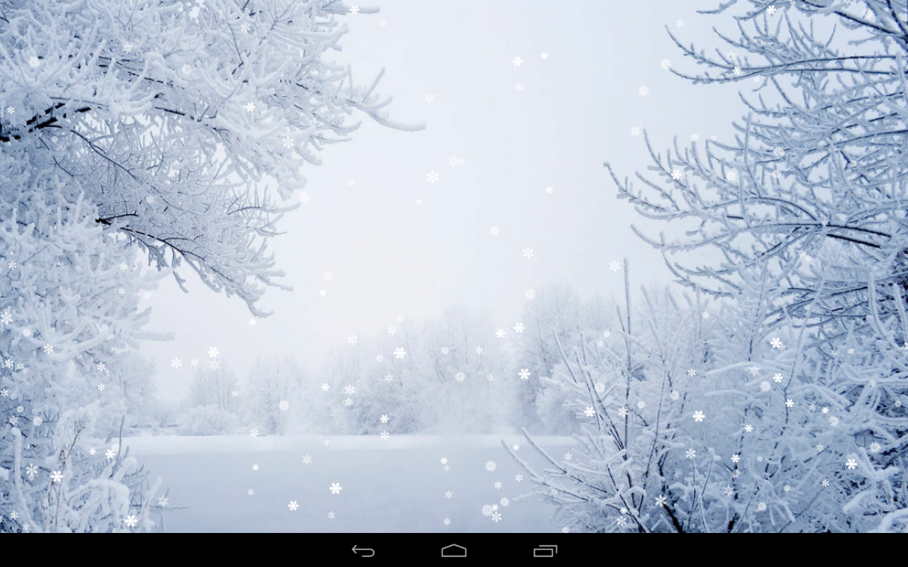 Download Winter Wallpaper for android Winter Wallpaper 12 download 1280x800