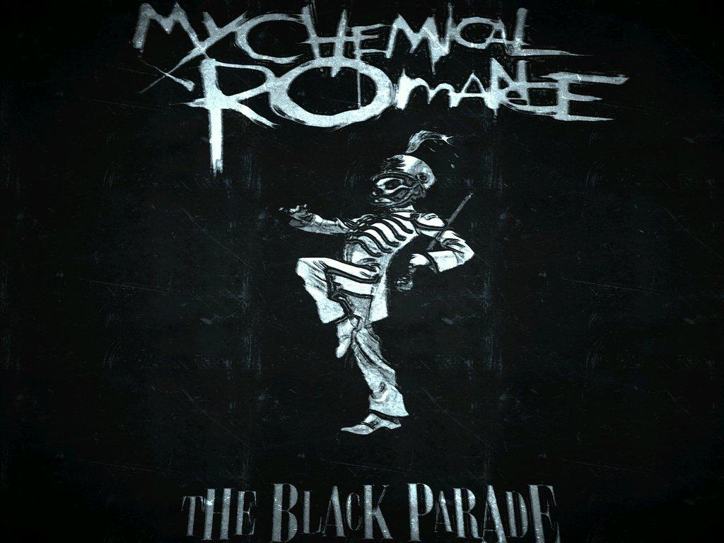 My Chemical Romance  The Black Parade Logo by xEmoPinsandAllStarsx on 1024x768