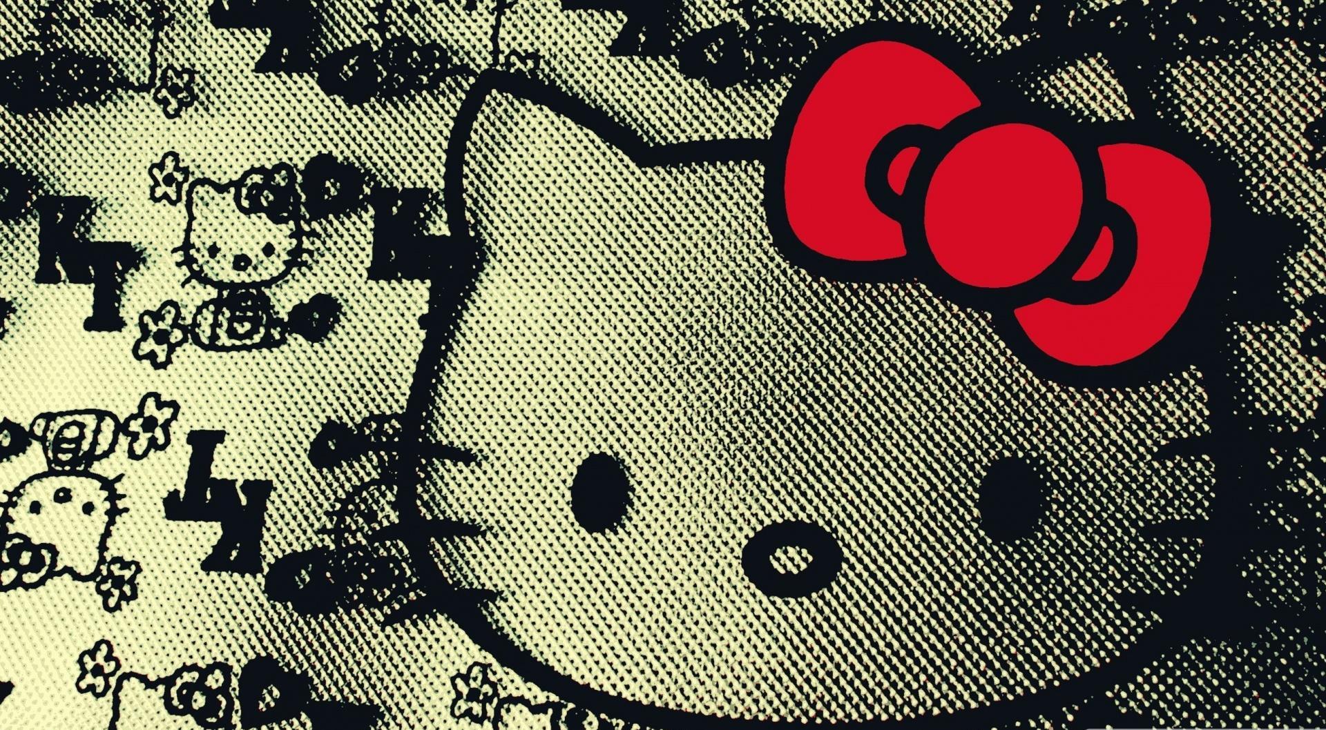 Hello kitty design Wallpaper 19201080 19201058 Wallpaper 1920x1058