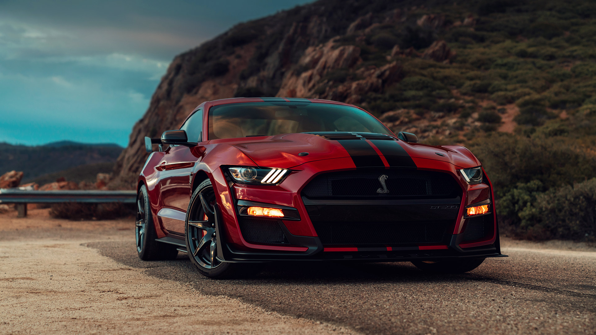 2020 Ford Mustang Shelby GT500 Wallpapers Specs Videos   4K HD 1920x1080