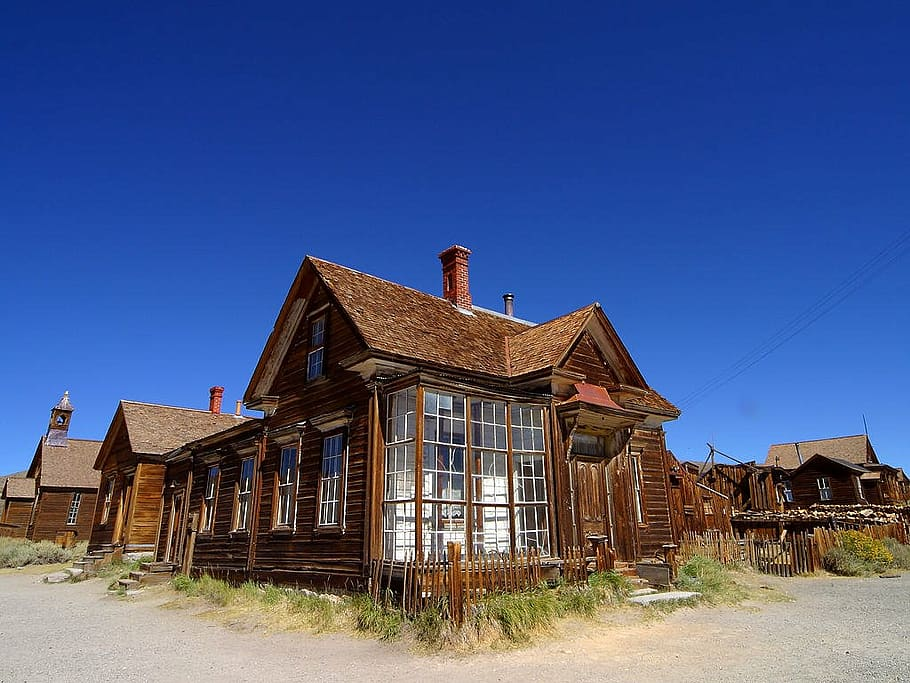 HD wallpaper ghost town bodie wild west usa old abandoned 910x683