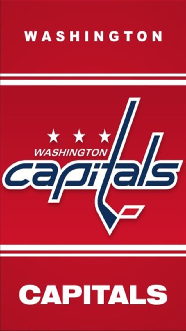 Washington Capitals Sports iPhone Wallpapers iPhone 5s4s3G 640x1136
