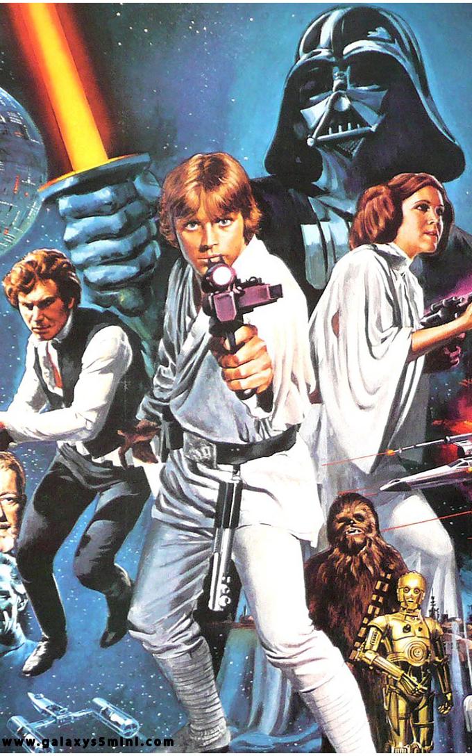 Star wars phone wallpaper 680x1088