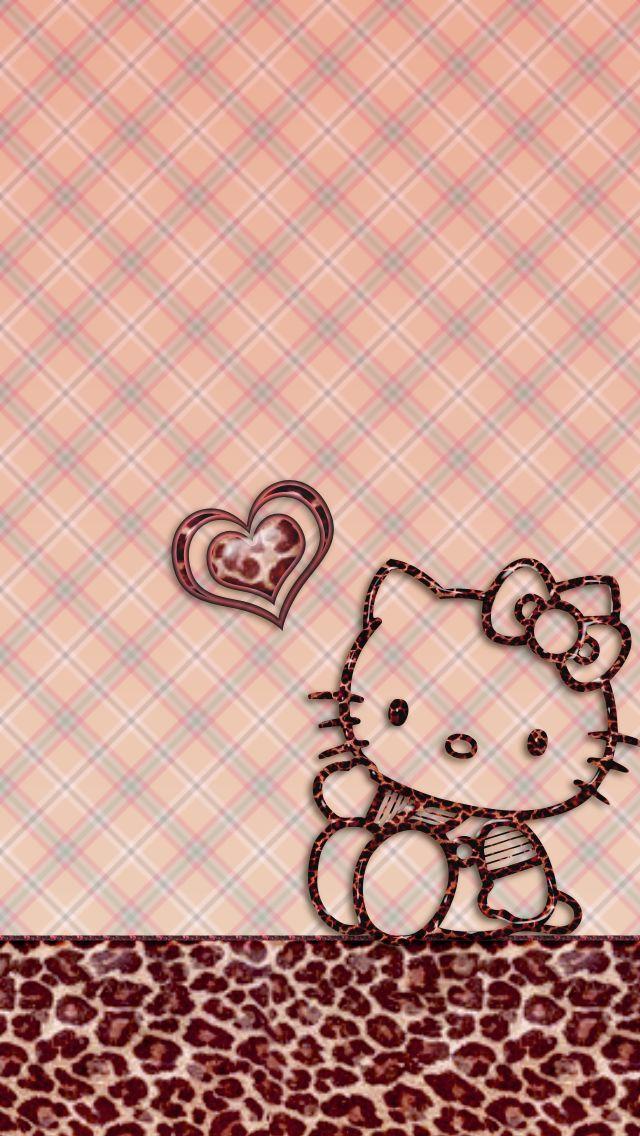 Iphone Wallpaper Hello Kitty Wallpapersafari