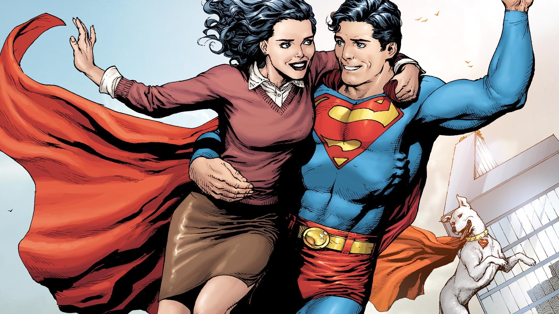 Relationship Roundup Clark Kent and Lois Lane DC 1920x1080