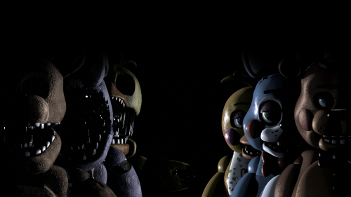 fnaf wallpaper Tumblr 500x281