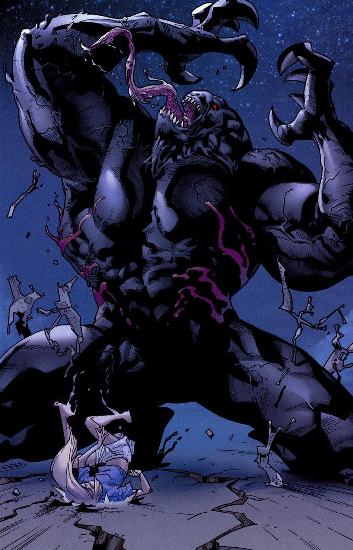Ultimate Venom by luca9976 716x1115