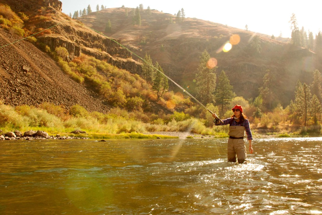Sage fly fishing wallpaper the image for Women fly fishing