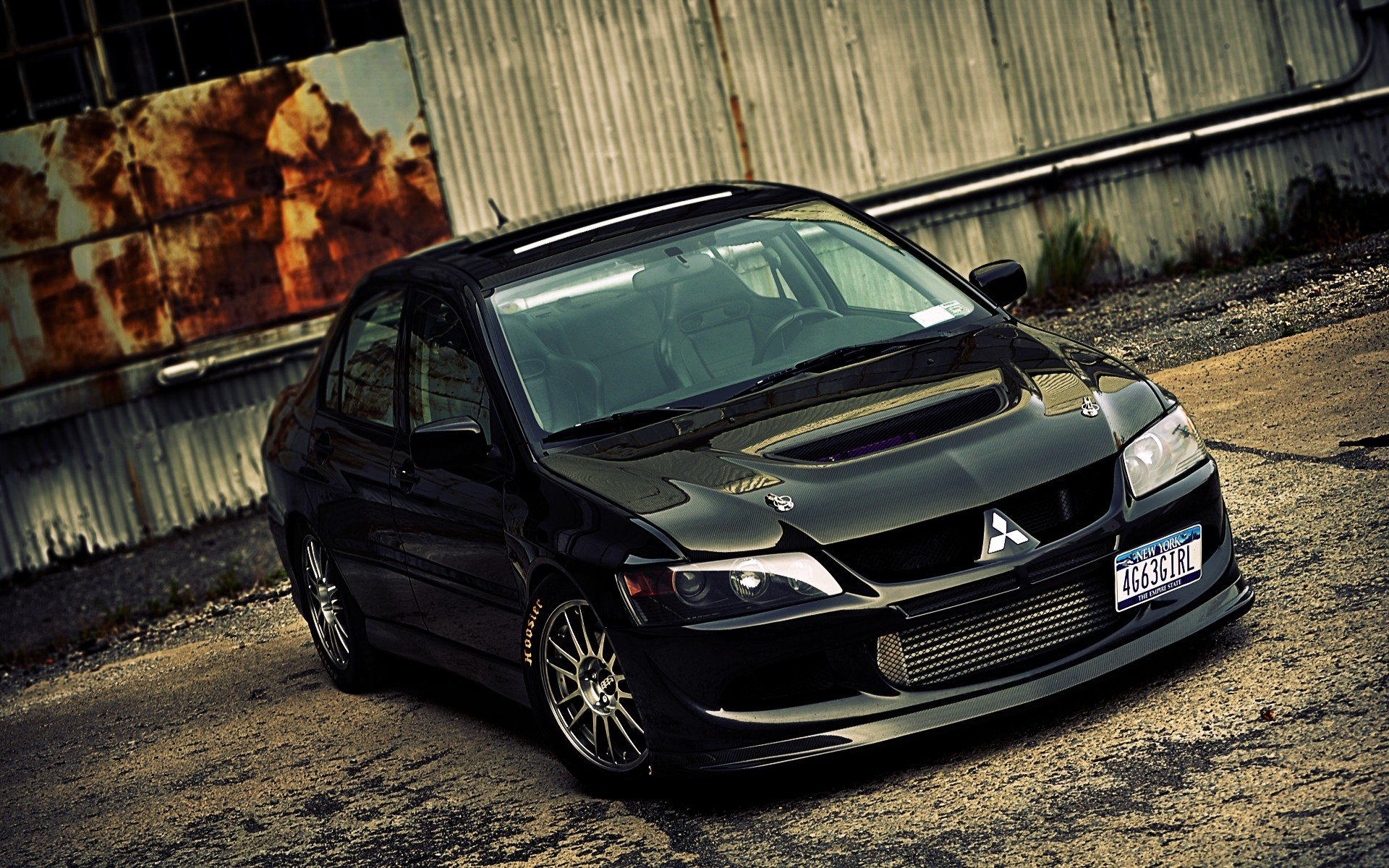 44 Mitsubishi Evo 8 Wallpaper On Wallpapersafari