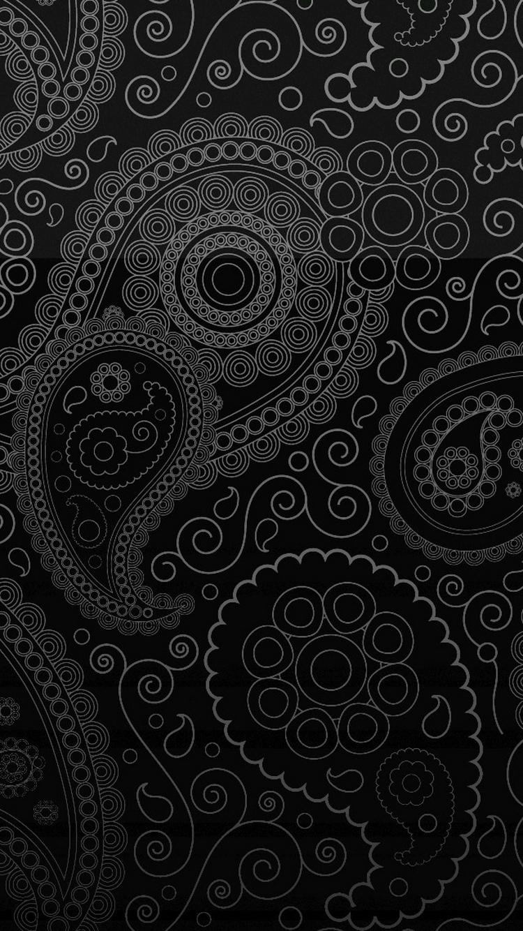Iphone 6 plus wallpaper dark wallpapersafari for Black wallpaper iphone