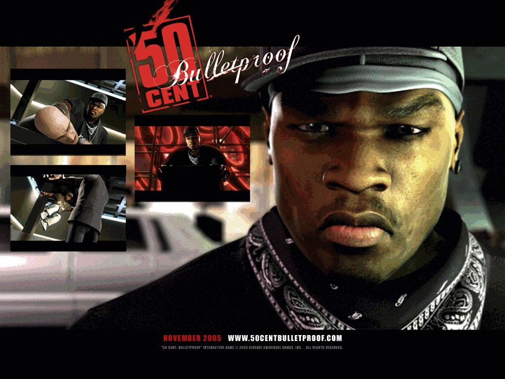 Free Download Fondos De Pantalla De 50 Cent Bulletproof Wallpapers