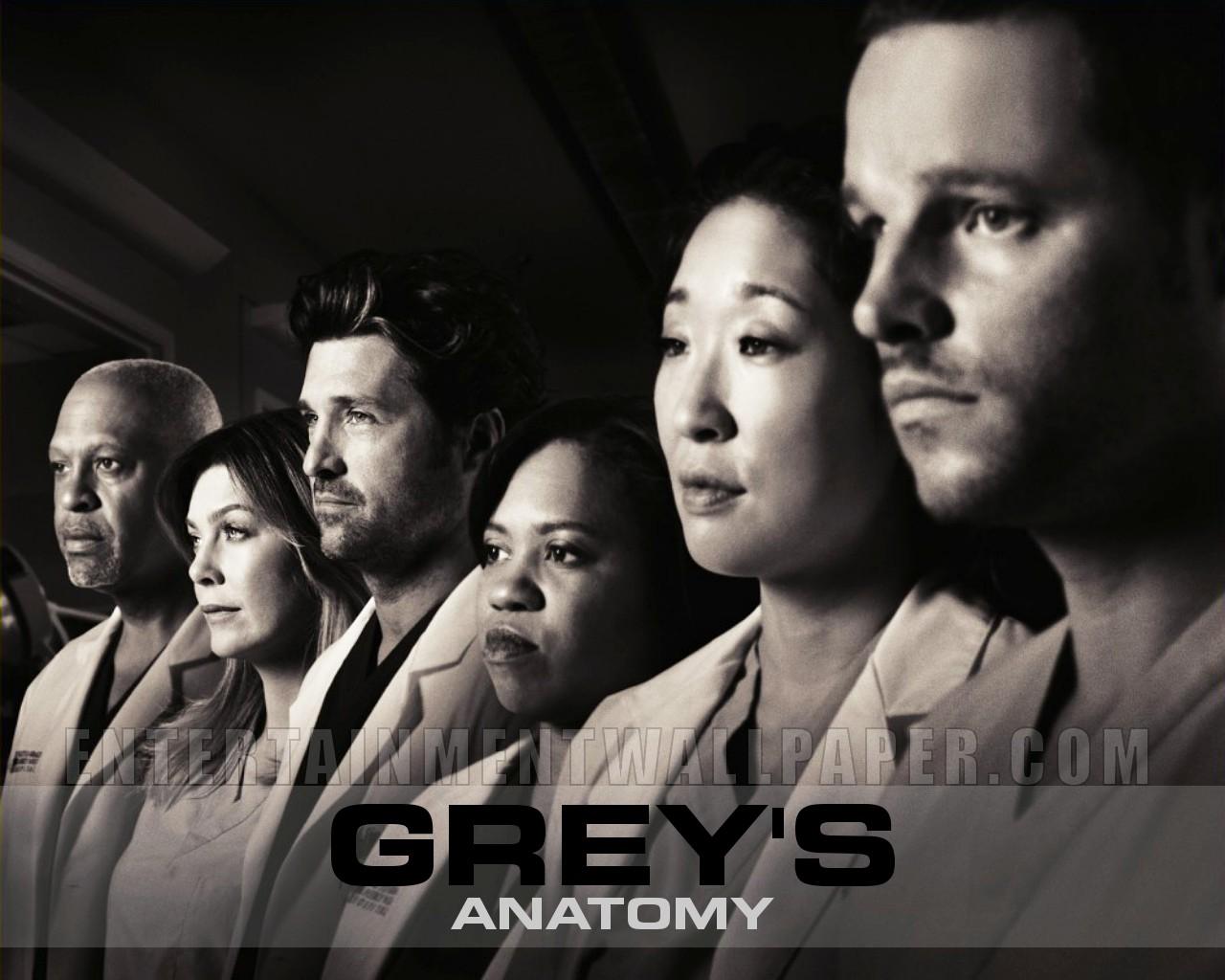 Greys Anatomy Desktop Wallpaper Wallpapersafari