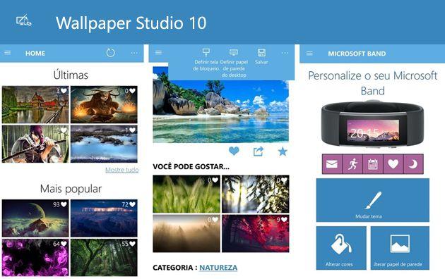 Wallpaper Studio 10 630x396
