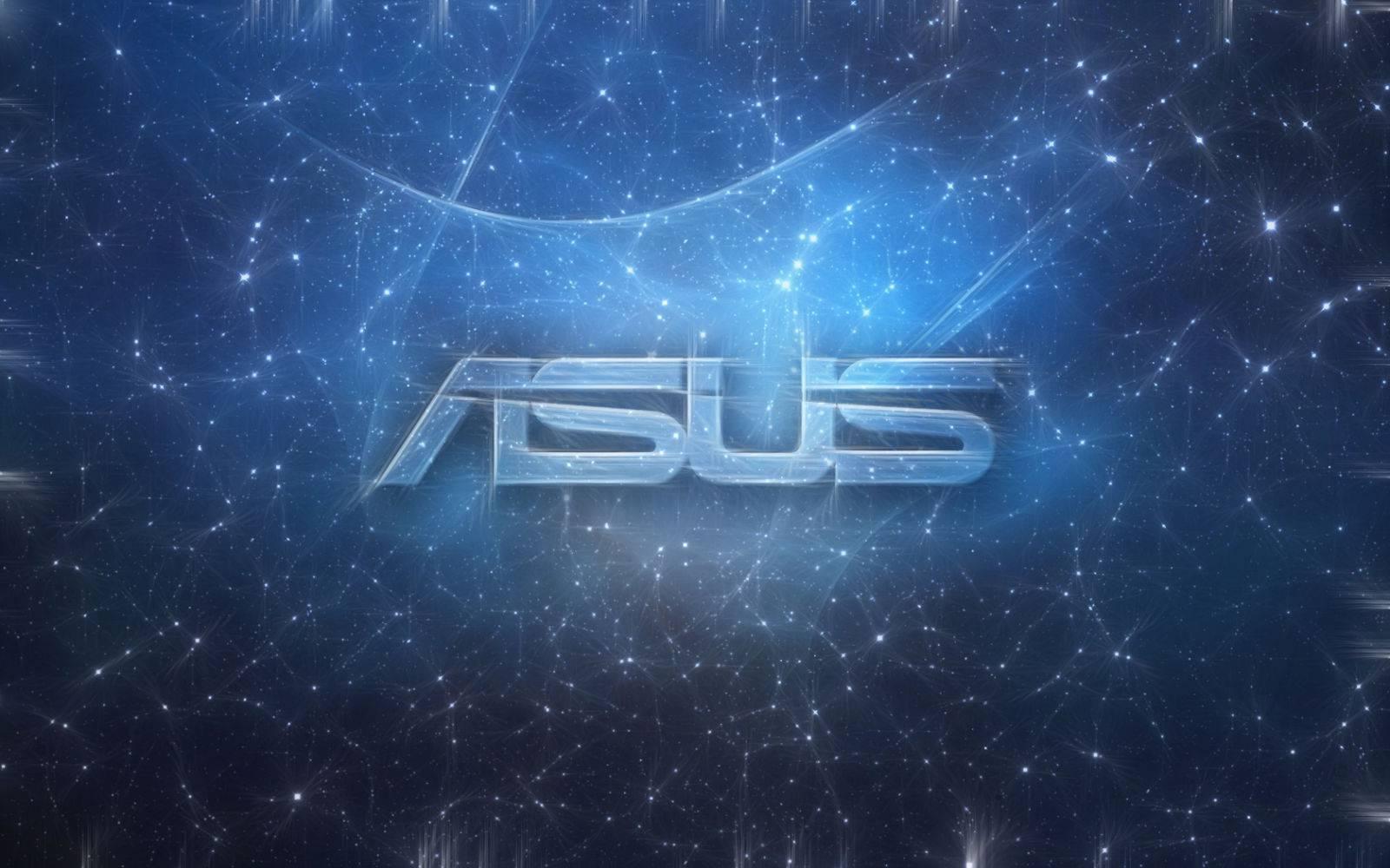 Asus Blue Wallpaper: Asus Desktop Background