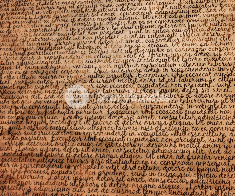 Words Background Old Texture Royalty  Stock Image 1000x833