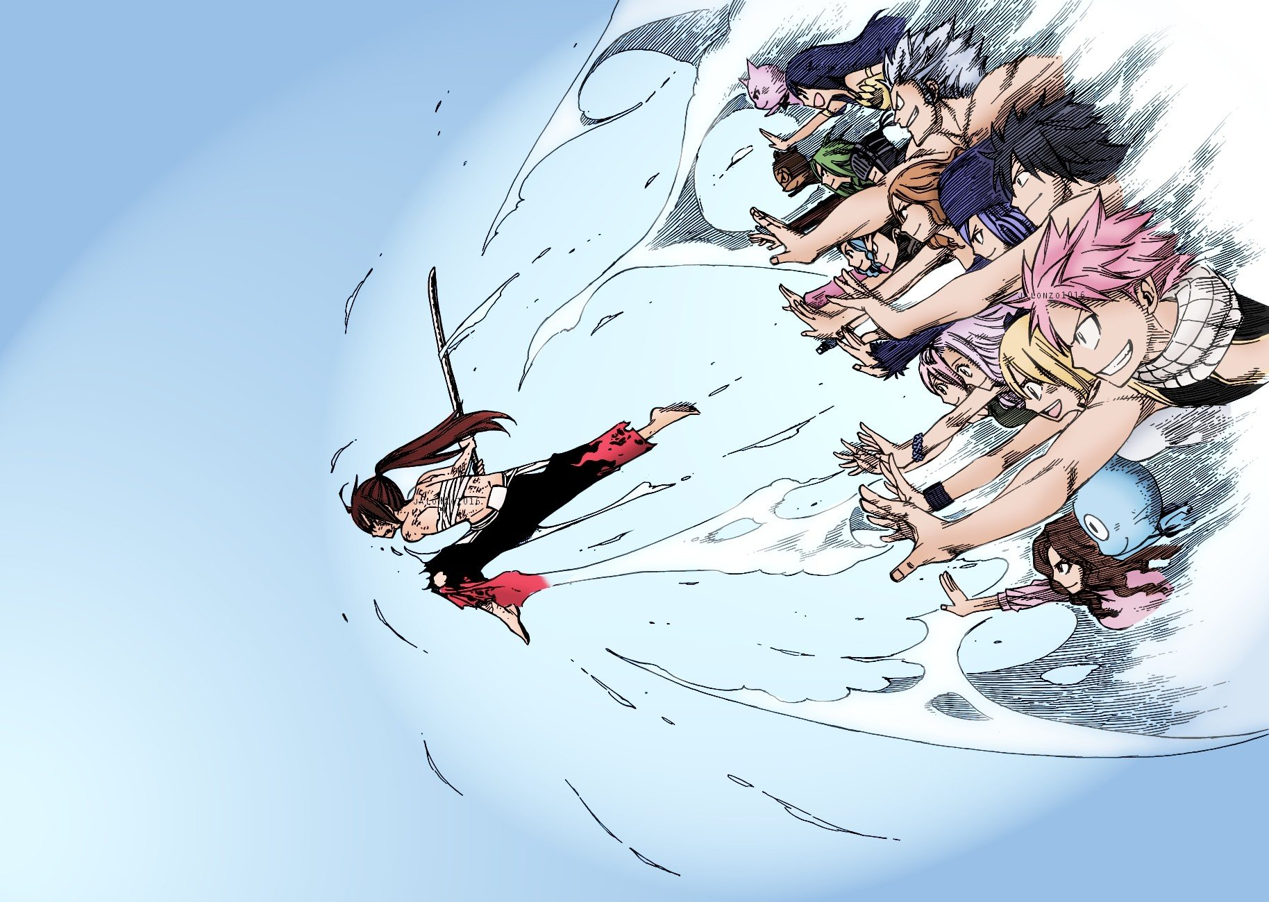 Fairy Tail Wallpapers | HD Wallpapers Early