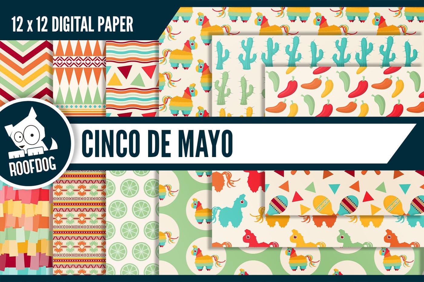 Cinco de Mayo Mexican Fiesta Taco Tuesday Piata 1400x932