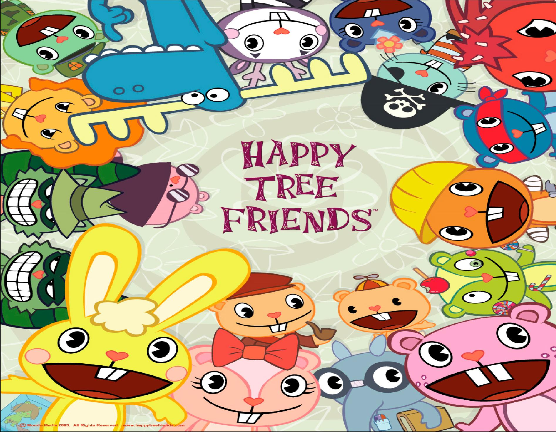 Happy Tree Friends wallpaper   ForWallpapercom 1893x1471