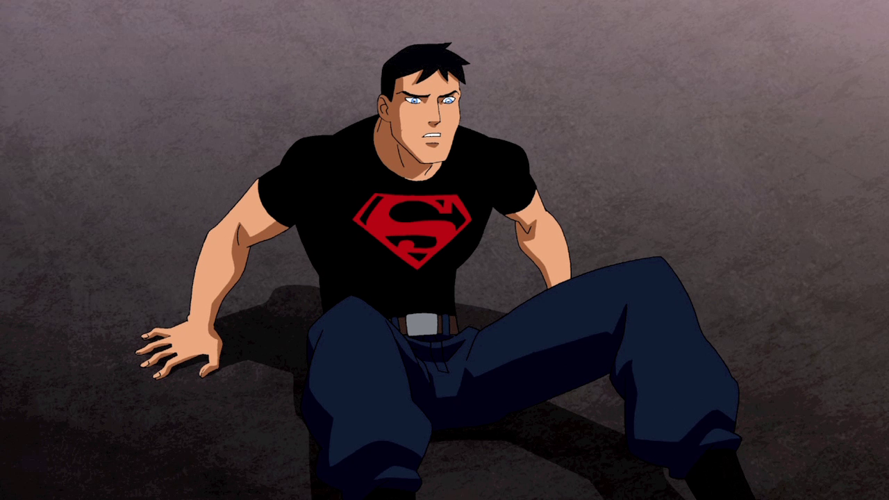 Superboy YoungJustice Wallpaper   Windows Mode 1280x720