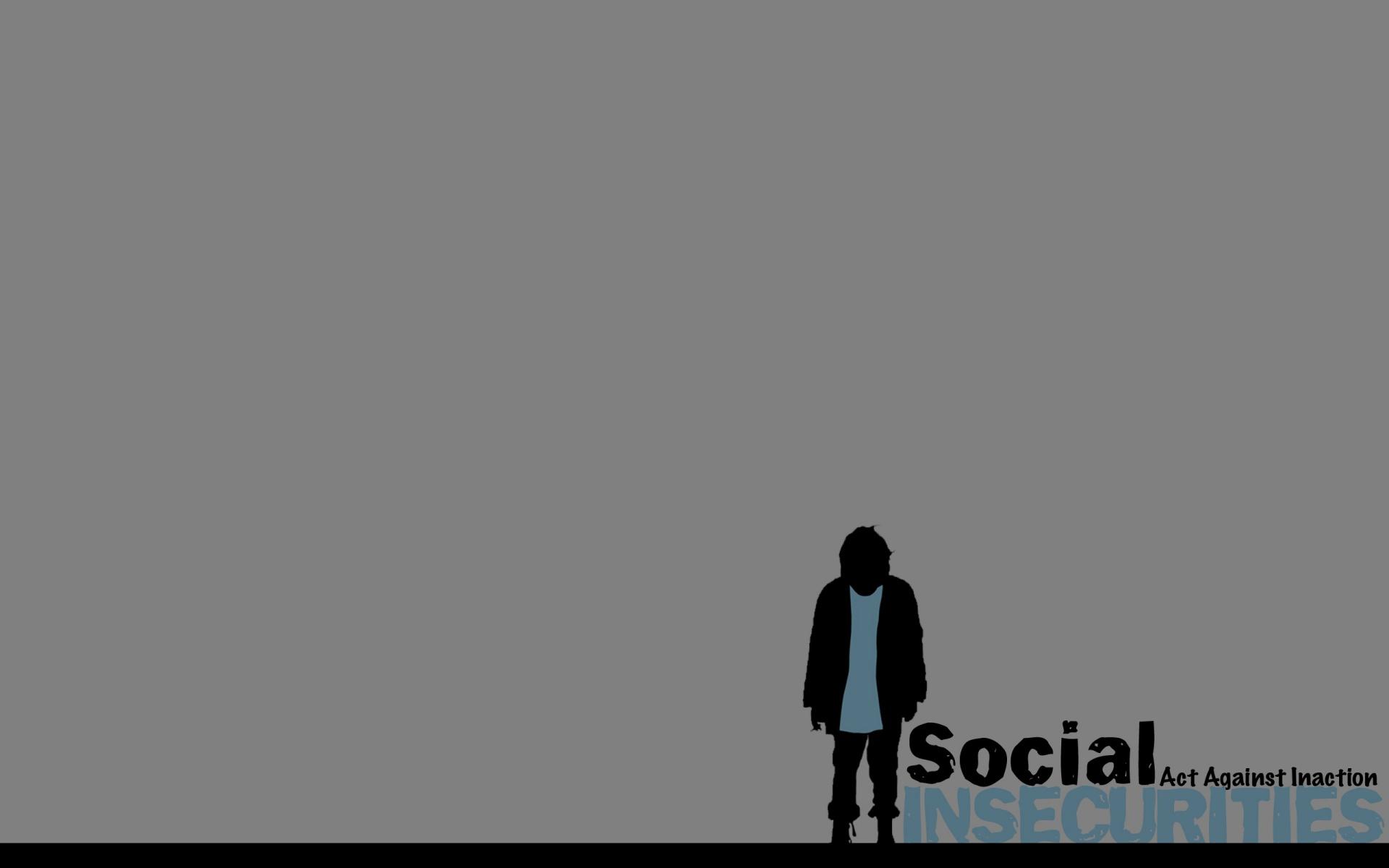 1920x1200 Social Insecurities desktop PC and Mac wallpaper 1920x1200